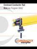 Catalog - Conductor Rail, 842 Series BoxLine
