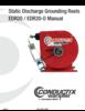 Manual - Grounding Reel EDR20