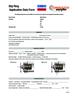 Spec Data Sheet - Slip Rings