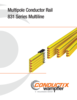 Catalog - Conductor Rail, 0831 Series Multiline
