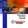 Preview: AGV - Charging Solutions | Energy Storage | Mobile Safety