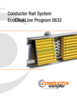 Catalog - Conductor Rail, 832 Series EcoClick Line