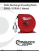 Manual - Grounding Reel EDR50