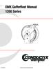 Manual - Cable Reels, 1200 Series DMX GafferReel
