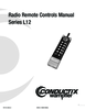 Manual - Radio Controls, L12 Series