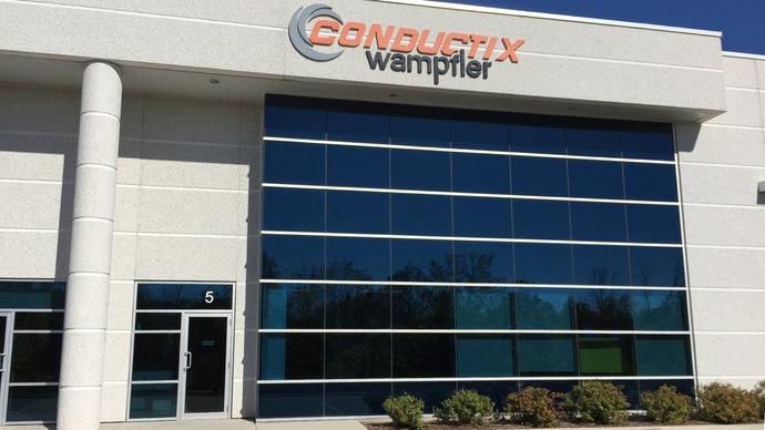 Conductix-Wampfler Canada