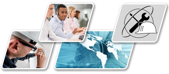 Global Support & Repair - Service - Conductix-Wampfler