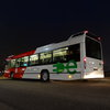IPT permits a 12-metre electric bus three times the length of service