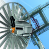 High Dynamics SMART Drive Motorized Cable Reels by Conductix-Wampfler