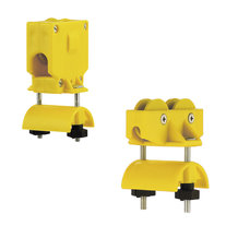 "Wire Rope Cable Trolley ""Series 0210 Strech Wire Festoon"""