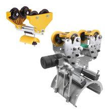 Conductix-Wampfler I-beam cable trolleys