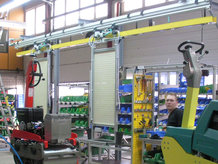 Media Supply at a leading manufacturer for Compaction Equipment